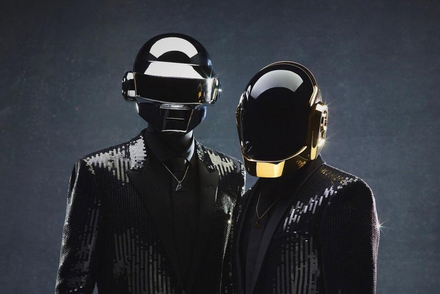 Daft Punk have broken up