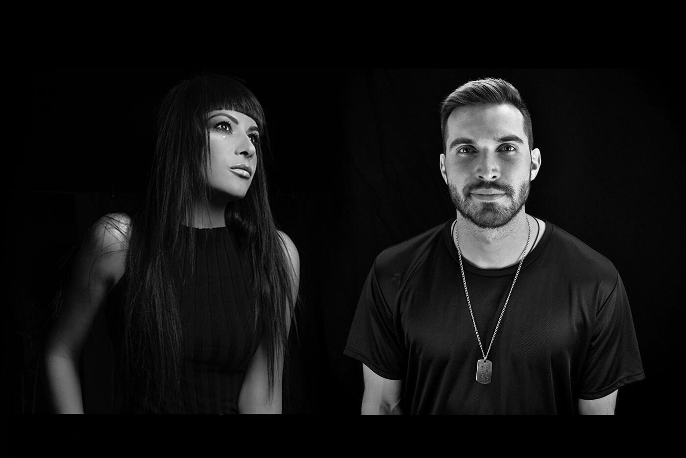 PREMIERE: Fatima Hajji – YKN (Metodi Hristov Remix)