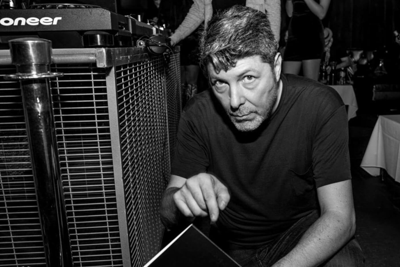 Italian Legendary DJ Claudio Coccoluto is dead