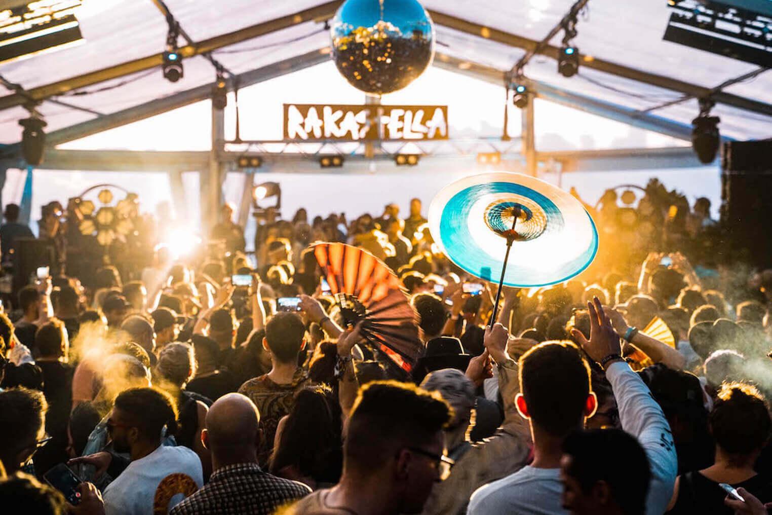 Rakastella Festival back to Miami at Virginia Key Beach Park